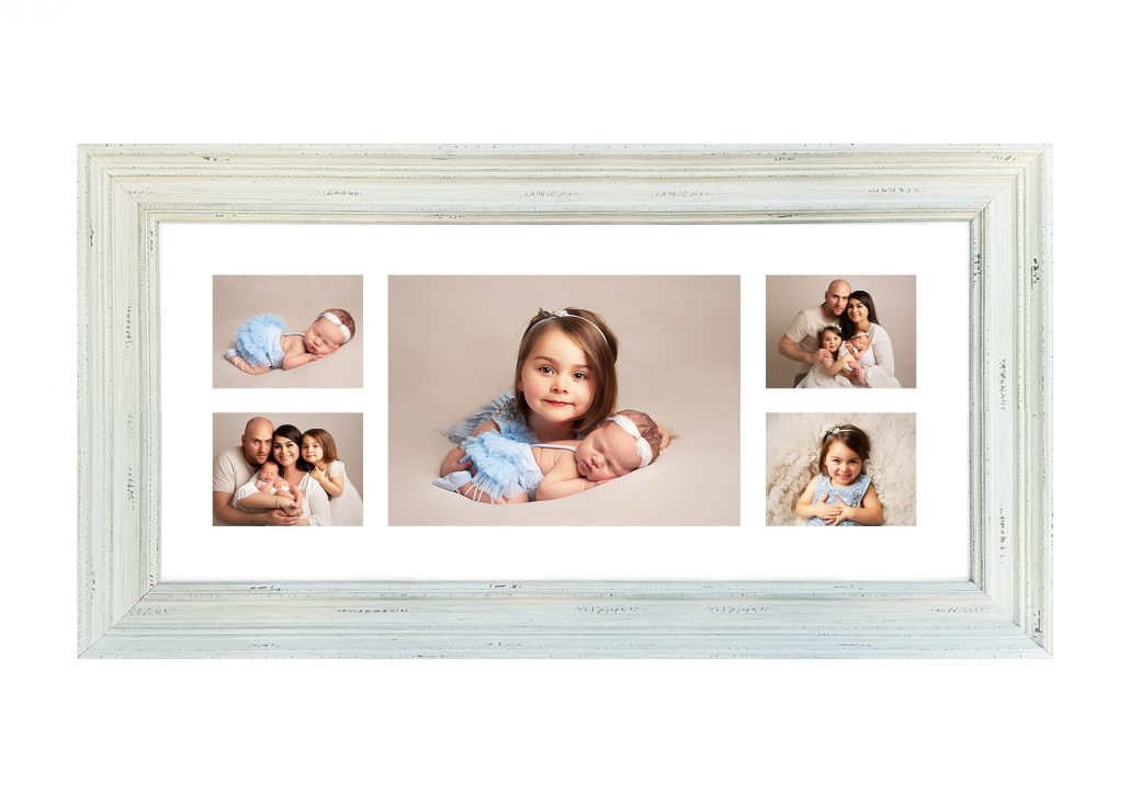 baby photography glasgow - framed wall art